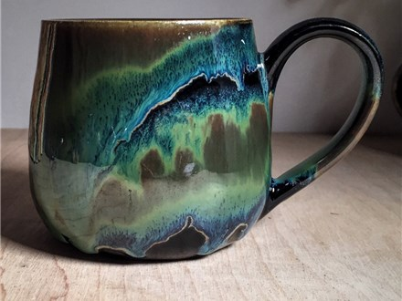 Specialty Glazes Workshop - Adults Only (12/12)