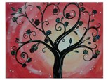 Tree of Whimsy - Paint & Sip - Nov 18