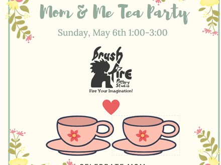 Ticket for Mom & Me Tea Party