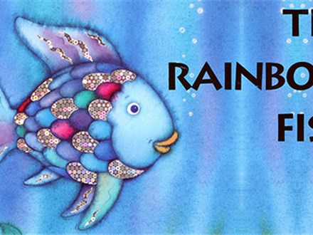 Mommy & Me Story Time: The Rainbow Fish (PM Class)