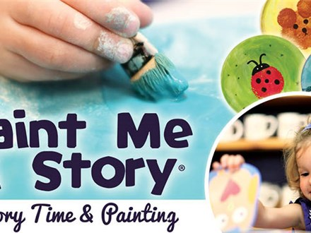 Paint Me a Story - The Snowy Day - Feb. 19