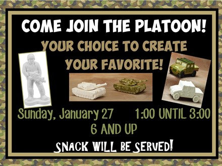 Join the Platoon!