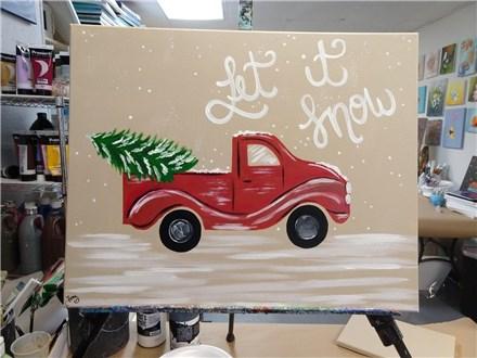 Truck Paint Night (Toni) 11/21 6-9PM