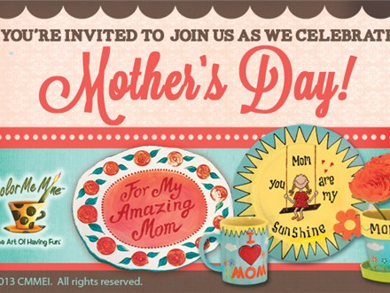Kids Night Out - Gifts For MOM! May 12th