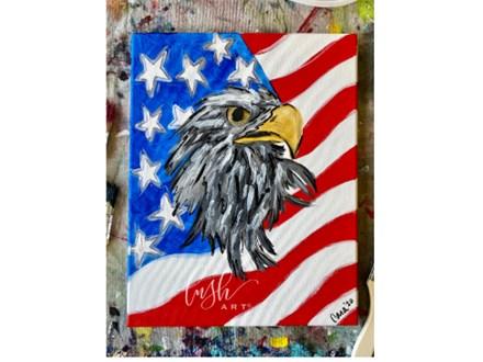 Eagle Paint Class
