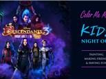 Descedants 3 Kids Night Out - July 26