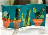 Open Fused Glass Class at Art Attack LV