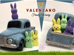 Vintage Truck w Peeps Paint N Sip at Valenzano Winery - April 2nd