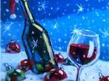 Adult Canvas: Winter Wine Wonderland - November 18, 2017