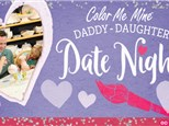 Feb 22nd • Daddy Daughter Date Night • Color Me Mine Littleton