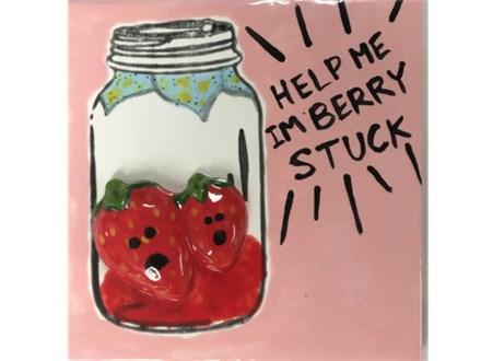 Berry Stuck Teen Ceramic - 08/27