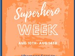 Superhero Week Virtual Kids Camp at Cafe Monet: Austin