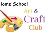 Home school - Art & Craft Club