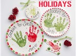Holiday Plates at NOBLE CROSSING