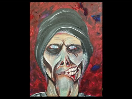 10/18 Self-Portrait: Monster Mash Up 7PM $55