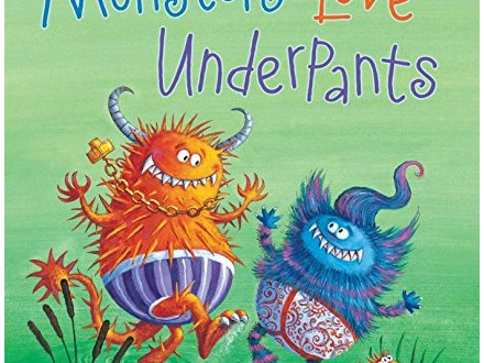 Storytime - Monsters Love Underpants
