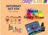 Ticket for Story Time-Oct 5th-Room on the Broom