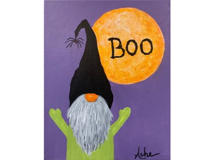 Halloween Gnome - Sun. Sept. 22nd at 1:30pm *ages 6+