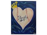 Heart Royals - Paint & Sip - July 29
