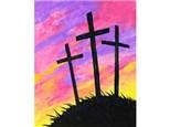 """Easter Sunrise"" Paint Night, April 12th"
