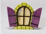 """ Fairy Window"" To-Go Kit- at Color Me Mine - Aspen"