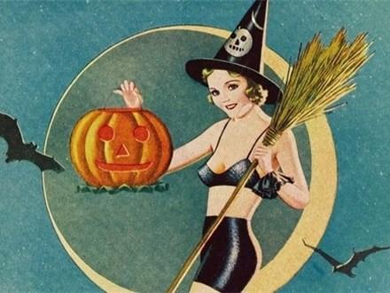Halloween Pop-Up Shop!