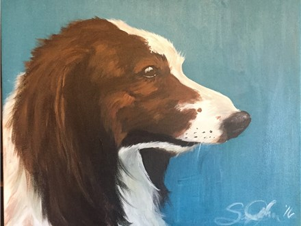 Paint Your Pet Event at Jake's Uptown Frisco