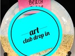 July Summer Art Club Drop In