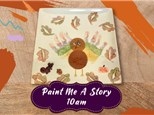 Paint Me A Story: Thankful