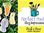 Spring Perfect Prints Clay Impressions - Germantown Studio