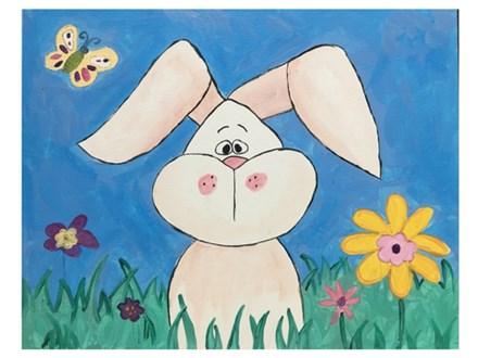 Mt. Washington Kid's Bunny Canvas - Mar 16th
