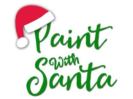 Paint with Santa - December 2 @ 9am