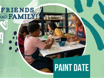 Friends and Family Paint Date