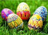 Annual Egg Painting Party