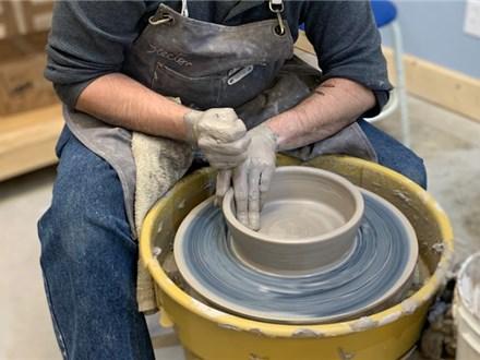 Empty Bowl Throw-A-Thon