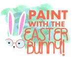 Paint with Bunny, March 20, 2021 at Color Me Mine - Redondo Beach