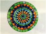 Glass Talavera Tile at Broad Ripple