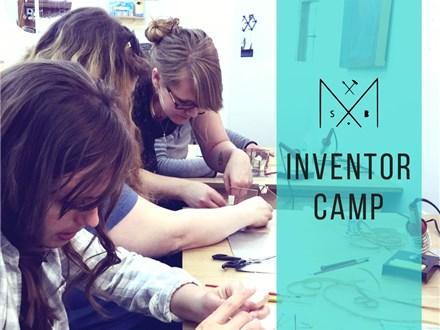 Inventor Kids' Camp