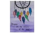 Dreamcatcher - Paint & Sip - June 24