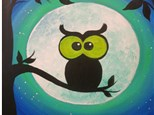 "Night ""Owl""T Painting Party"