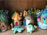 FAIRY HOUSES - Don't Miss This Fun Workshop  Sunday, February 28th 1:00