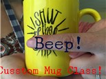Cusstom Mug Class