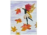 Fall Fairy Paint Class - PERRY