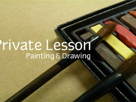 Painting & Drawing Private Lessons