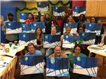 Team Building - Canvas Painting