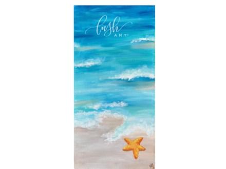 Beach Paint Class - WR