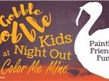 Nov 15th • Kids Night Out • Color Me Mine Aurora