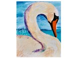 Swan Paint Class