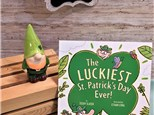 AM Mommy & Me Story Time:The Luckiest St. Patrick's Day Ever!