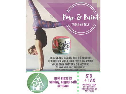 Pose & Paint
